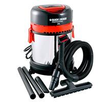Aspirador de  Pó e Água Profissional Black+Decker 1400W - AP4850