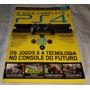 Revista O Guia Completo Ps4