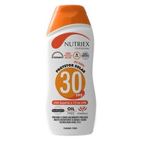 Protetor Solar FPS 30 1/3 UVA 120ML-Nutriex