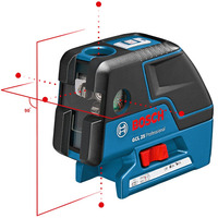 Nível Autonivelante à Laser série Professional 30m -  GCL 25 - Bosch