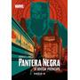 Livro Marvel: Pantera Negra, O Jovem Príncipe