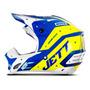 Capacete Motocross Trilha Pro Tork Jett Evolution 2