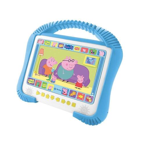 Dvd Player Peppa Pig Kids Portátil C/ Tela 7``, Entrada Usb