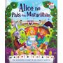 Livro Alice No Pais Das Maravilhas Happy Books