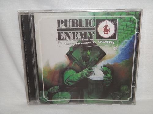 Cd - Public Enemy - New Whirl Odor Original
