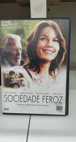 Sociedade Feroz -dvd Original