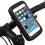 Suporte Impermeável Celular Bike Bicicleta Moto Gps Case