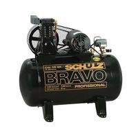 Compressor Schulz CSL 10BR/100L 2CV2P TR 220/380 BRAVO