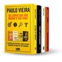 Box Paulo Vieira 4 Livros