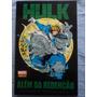 Hq hulk:além Da Redenção:marvel:panini:peter David