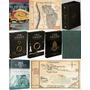 Box Senhor Anéis; Hobbit; Silmarillion; Fadas 6 Livros Tolki