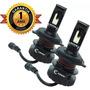 Kit Super Led Plus Ultra H4 Cinoy 12000 Lumens 12v 24v
