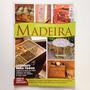 Revista Arte Fácil Madeira Luminária Mesa Fruteira Bb349
