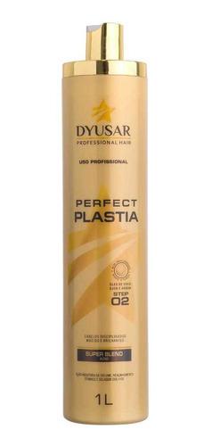 Perfect Plastia Dyusar Escova Progressiva Sem Formol 1 L Original
