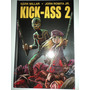 Hq kick ass 2:mark Millar:jhon Romita Jr.:capa Dura:novo
