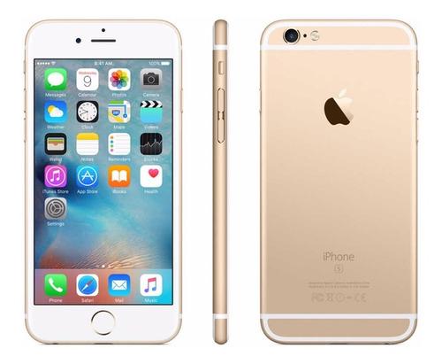 iPhone 6g Gold 64gb (a1586) Anatel Original
