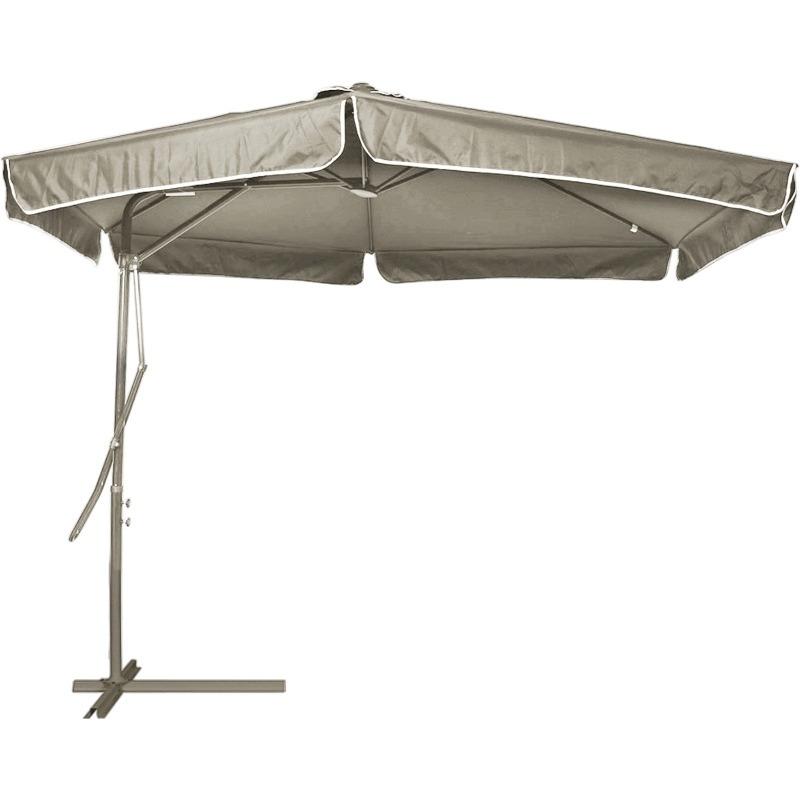 Ombrellone Susp Alavanca 3 metros Bege - 820400 - Belfix