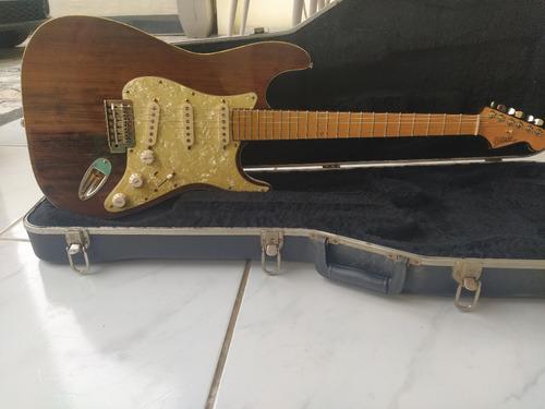 Guitarra Luthier Imbuia Original