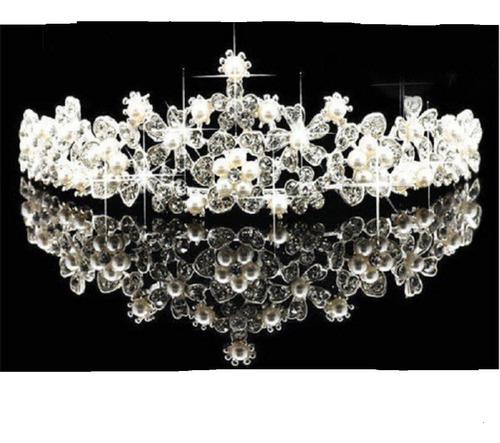 Tiara Arco Coroa Arranjo De Cabelo Daminhas Noiva Noivado Original
