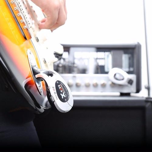 Transmissor Wireless Xvive U2 Violão Guitarra Baixo