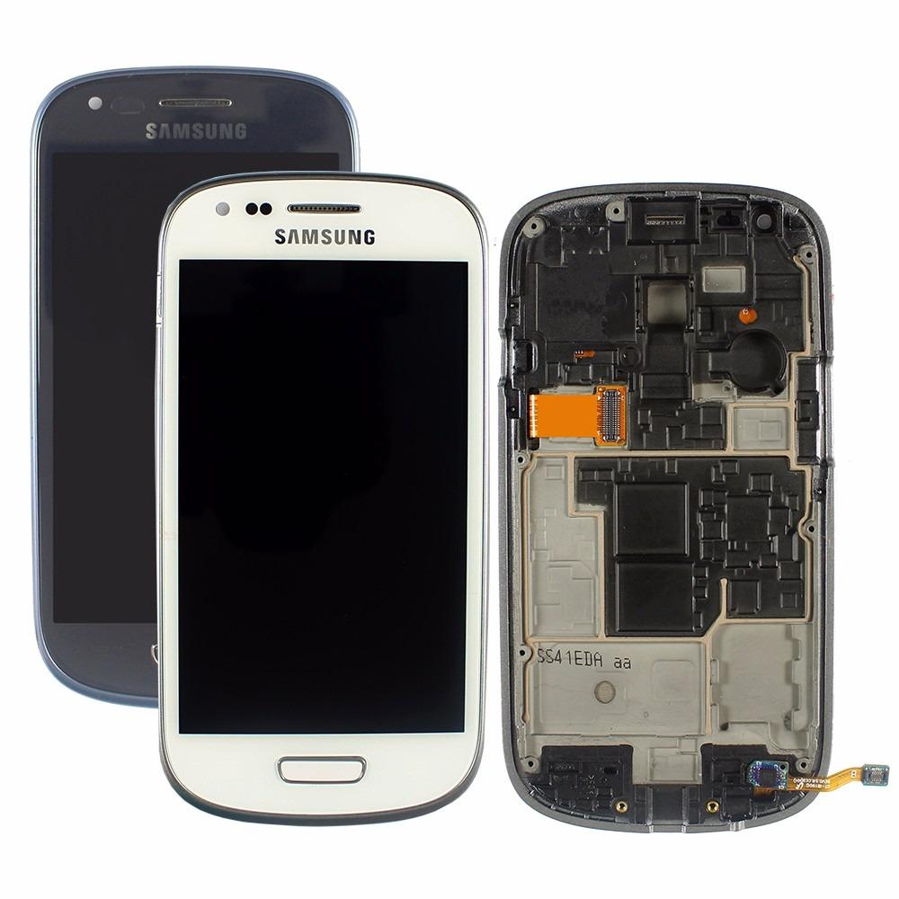 Display Lcd Tela Touch Samsung S3 Mini Gt-i8190 Gt-8190l