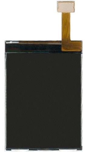 Tela Display Lcd Nokia 3120 5310 6120 6500 E51 Retirado Novo Original