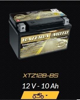 Bateria Moto Route Xtz12b-bs Yamaha Tdm 900 = Yt12b-bs Yuasa Original