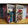 Coleção Histórica Marvel: Os Vingadores Completo