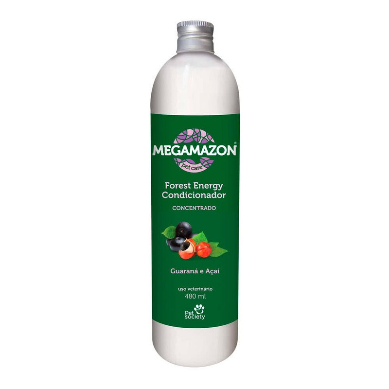 Condicionador Forest Energy 480ml Megamazon Guaraná e Açai