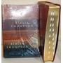 Bíblia De Estudo Thompson Grande Marrom Luxo Índice Digital