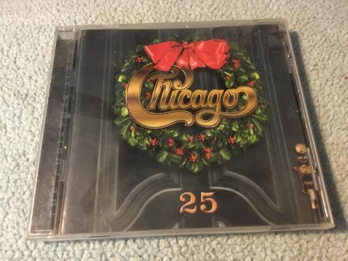 Cd - Chicago 25 : The Christmas Album -  Importado Original