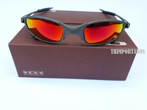 b10e23a805 Óculos Oakley Juliet Squared 24k Double Xx + Lente Extra à venda em ...