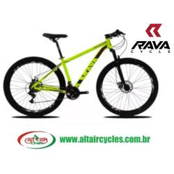 Bicicleta Alumínio Rava Pressure
