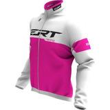 Capa Chuva Mtb Ert Racing Rosa Corta Vento