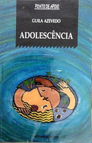 Livro Adolescencia Guila Azevedo Original
