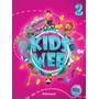 Kids´ Web 2 Livro Do Aluno 2ª Ed. 2014 Dvd