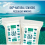 Promoção Sal Marinho Sea Salt Natural 100%integral (20kg)