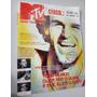 Revista Mtv Cinco Ano 1/julho 2001 Guga Chorão, Lenny...