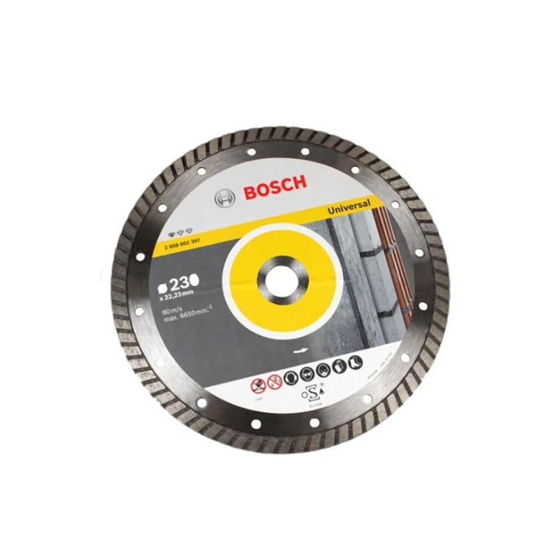 Disco Diamantando Turbo Professional Plus 230mm - Bosch