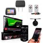 Dvd Retratil Pioneer Avh 4880 Bluetooth Encosto Camera
