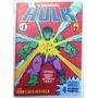 O Incrível Hulk Nº 1: Inclui As Figurinhas Ed.abril 1983