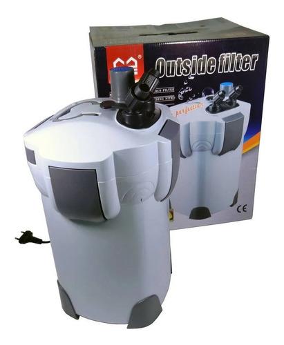 Filtro Canister Sunsun Hw-402b Com Uv 9w P Aquário Filtragem Original