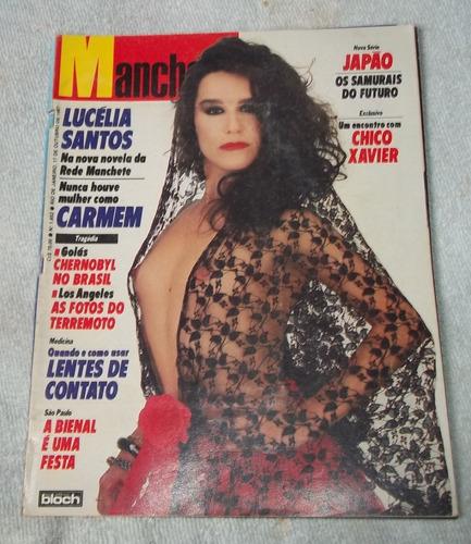 Revista Manchete  - Outubro De 1987 -  Original