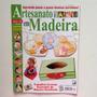 Revista Artesanato Em Madeira Porta lenço De Papel Bb325