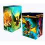 Box Percy Jackson E Os Olimpianos Box Heróis Do Olimpo