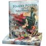 Harry Potter E A Pedra Filosofal Ilustrada Capa Dura Present