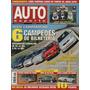 Auto Esporte Nº458 Audi A8 Prado Beetle Cabrio Corsa Clio