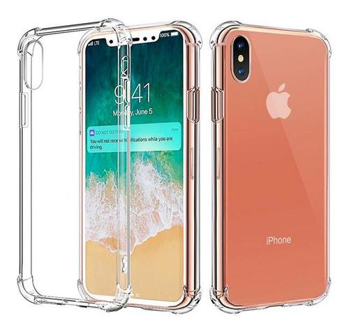 Capa Capinha iPhone Anti Impacto 5 6 7 8plus Xs Xr 10 11 Pro Original