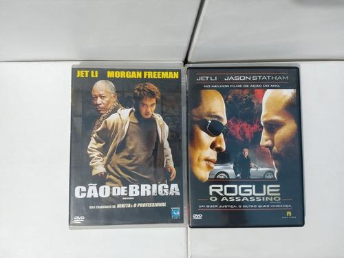 Dvd - Cão De Briga + Rogue: O Assassino Original