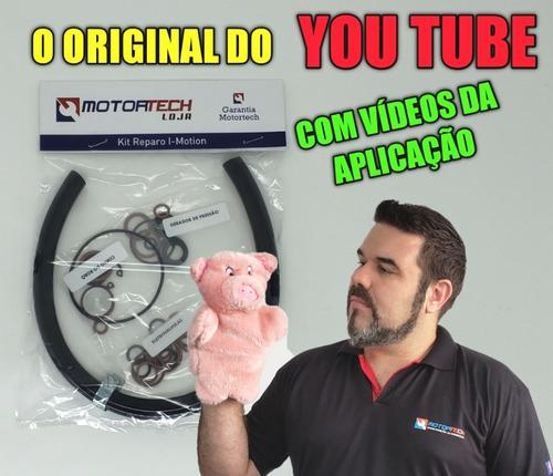 Kit Reparos Robô I-motion, Com Anéis De Encosto E Tampão. Original